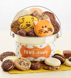 You Are Paws-itively The Best Treats Pail