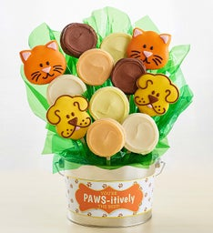 You Are Paws-itively The Best Cookie Flower Pot