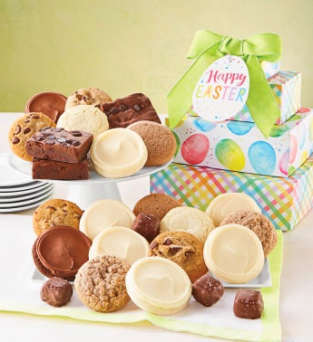 Free easter gift tower sugar free easter gift tower negle Image collections
