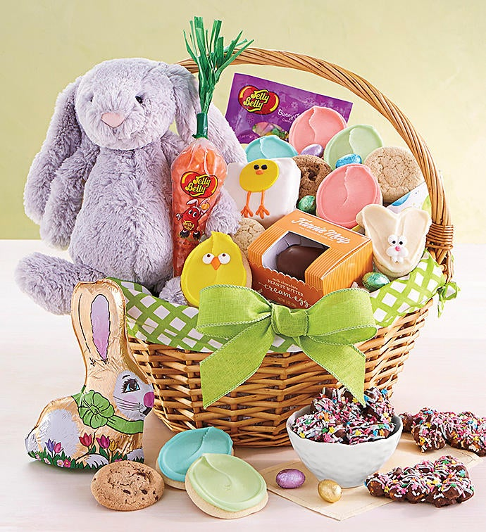 The ultimate cheryls easter basket grand negle Images