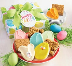 Easter Cookie and Brownie Gift Boxes
