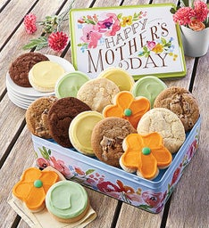 Create Your Own Happy Mother's Day Gift Tin