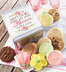 Create Your Own Mother's Plant the Seeds Gift Tin