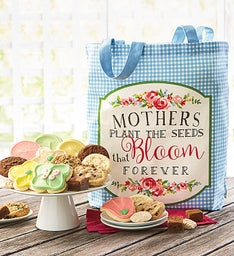 Mother's Day Canvas Tote and Treats