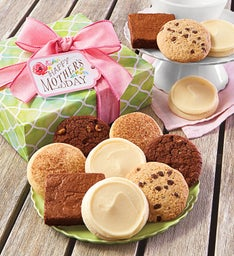Gluten Free Mother's Day Cookie and Brownie Gift Boxes