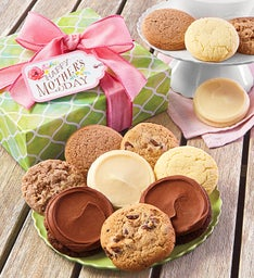 Sugar Free Happy Mother's Day Cookie Boxes