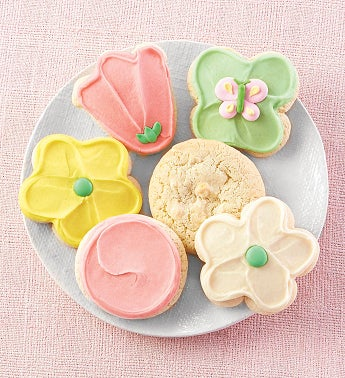 Spring Cookie Sampler