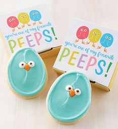 Favorite Peeps Cookie Card