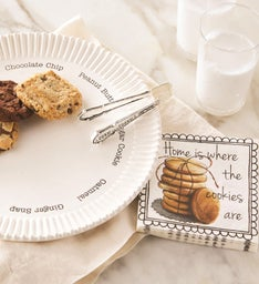 Cookie Plate Set