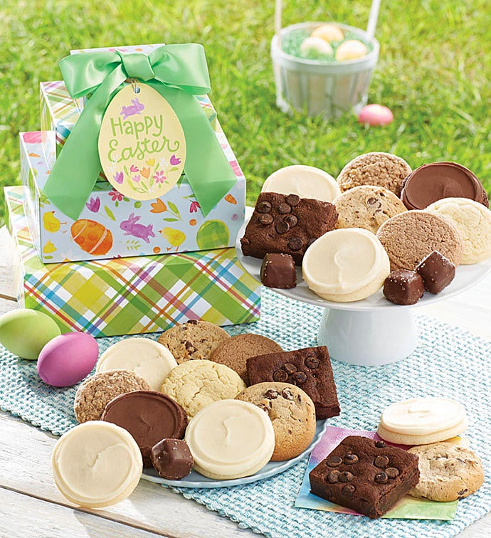 Sugar free easter gift tower negle Image collections