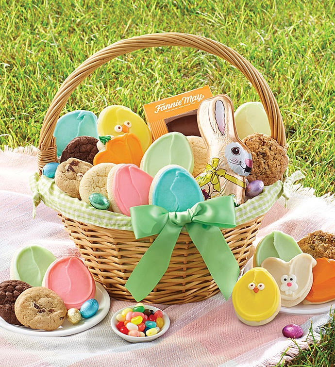 The ultimate cheryls easter basket large negle Images
