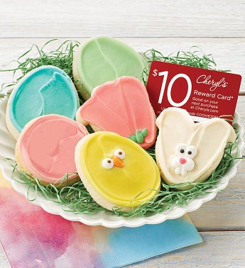 Easter Cookie Sampler