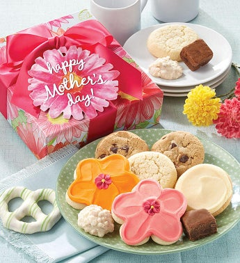 Mother's Day Treats Gift Box