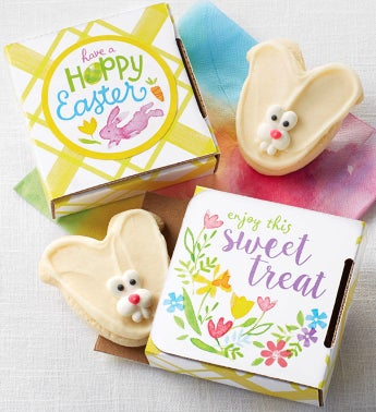 Have A Hoppy Easter Cookie Card SnipeImage