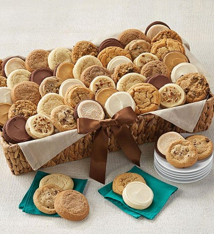 Cheryls Classic Cookie Gift Basket Cheryl's - Medium