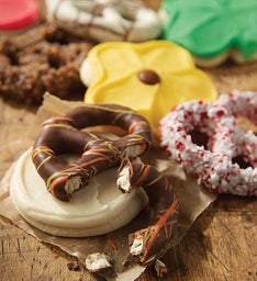 Cookie and Pretzels Pre-pay and SAVE Club