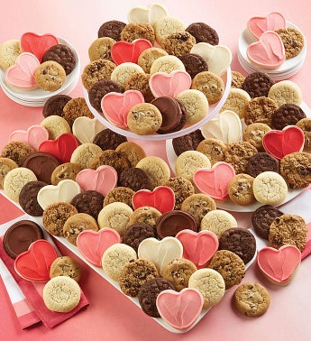Ultimate Valentine's Day Cookie Box
