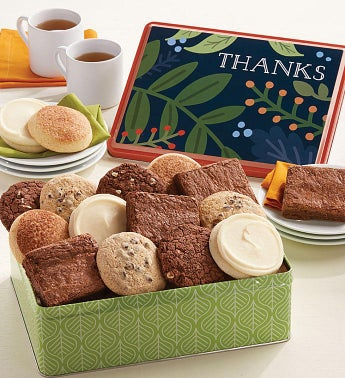Gluten Free Thank You Gift Tin