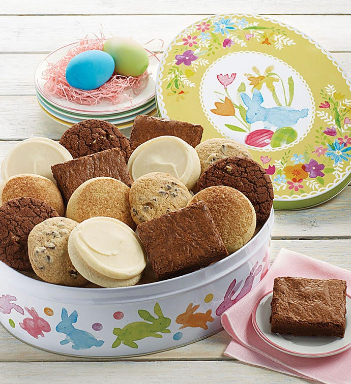 Free easter gift tin gluten free easter gift tin negle Image collections