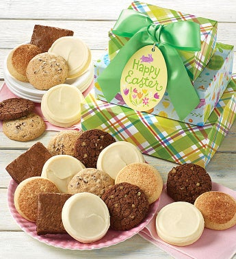 Gluten free easter gift tower from 1 800 flowers gluten free easter gift tower negle Image collections