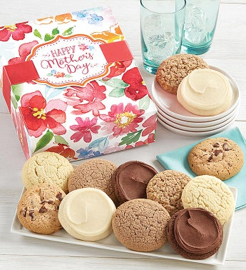 Sugar Free Mother39s Day Cookie Box