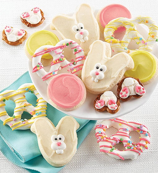 Easter Bunny Treats Gift