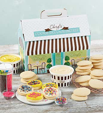 Cheryls Spring Cut-Out Cookie Decorating Kit