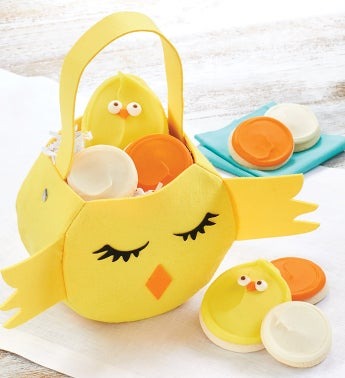 Mini Chick Easter Basket