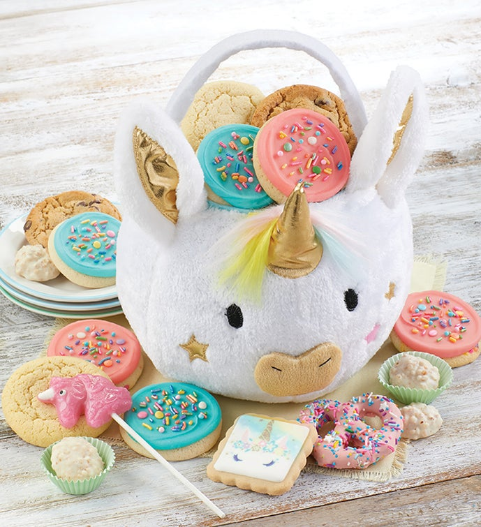 Unicorn Gift Basket