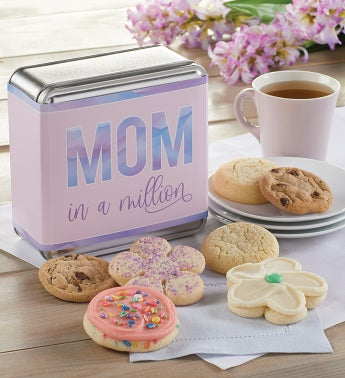 Mom in a Million Cookie Tin