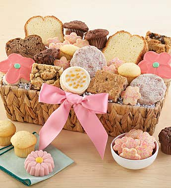 Mother's Day Bakery Gift Basket