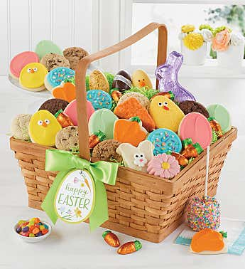 The Ultimate Cheryls Easter Gift Basket – Grand