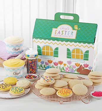 Cheryls Easter Cut-Out Cookie Decorating Kit