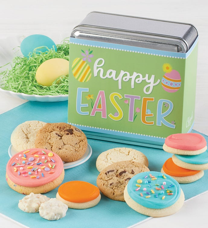 Easter Mini Treats Gift Tin - Happy Easter