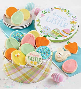 Easter Gift Tins - Buttercream Frosted Assortment