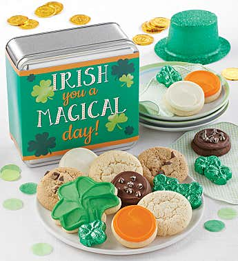 Irish You A Magical Day Gift Tin