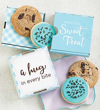 Hug in Every Bite 2 pack Cookie Card