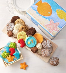 Beachtime Gift Tin - Treats Assortment