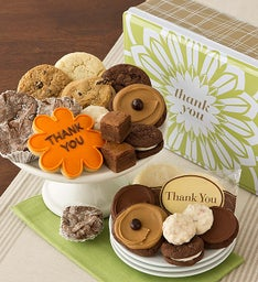 Thank You Gift Tin  - Treats Assortment