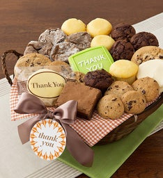 Thank You Snack Gift Basket