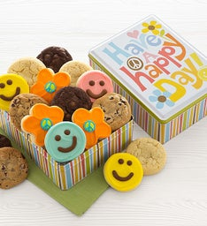 Have a Happy Day Gift Tin - Assorted