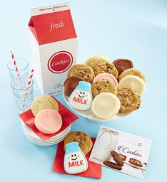 Great American Milk Drive Cookie Gift Box
