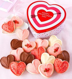Love Struck Gift Tin - Cutouts