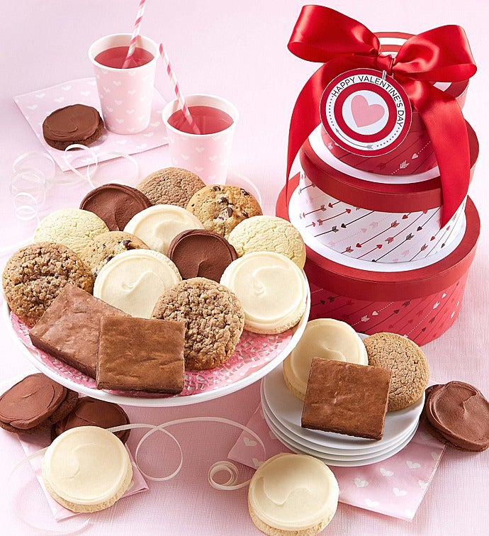 Love struck sugar free gift tower negle Image collections