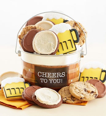 Cheers To You! Cookie Pail You by Cheryl's