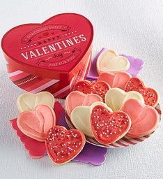 Heart Shaped Gift Box of Cut-outs