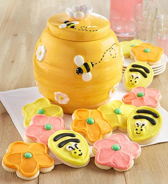 Collector's Edition Beehive Cookie Jar
