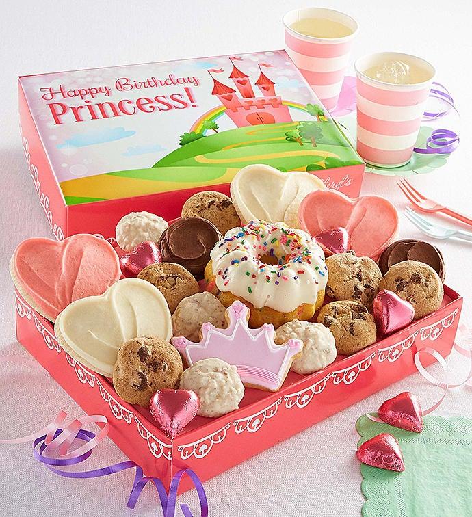 Happy Birthday Princess Party in a Box