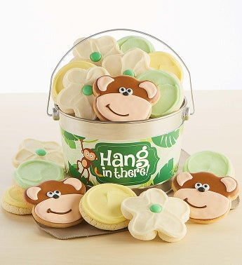 Hang In There Cookie Pail Buttercream by Cheryl's