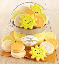 Bucket O Sunshine Cookie Pail